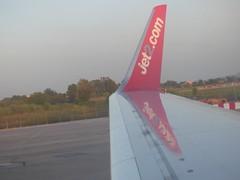 Flight PSA - BHX