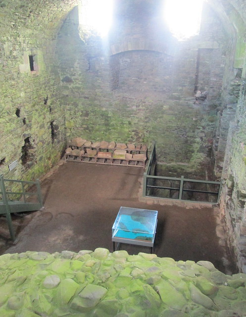 Threave Castle Interior