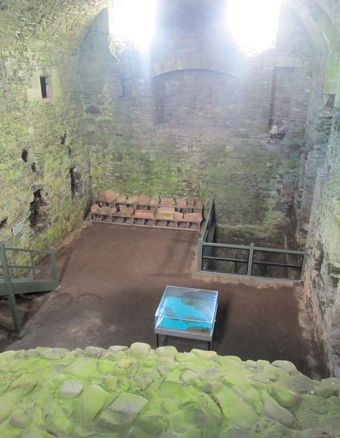 Threave Castle Interior