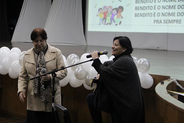 27º Congresso Infantil: exercitando a paz e o bem em mim - 2018