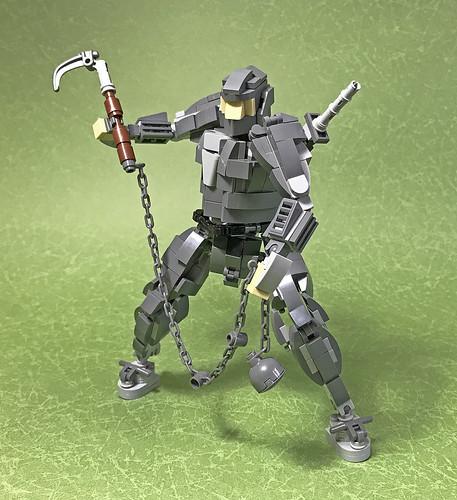 LEGO Robot NINJA-02