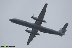 G-ECOG - 4220 - Flybe - Bombardier DHC-8-402 Q400 - Donington - 180402 - Steven Gray - IMG_8549