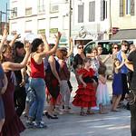 """Danse """"A bailar con... Juan"""" avec Juan Paredes"""