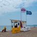 RNLI lifeguard station