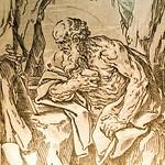Guido Reni, San Gerolamo, Stampe del 1974 - https://www.flickr.com/people/35155107@N08/