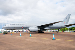 Boeing KC-757-QC (NZ7572) - 40 Squadron - Royal New Zealand Air Force