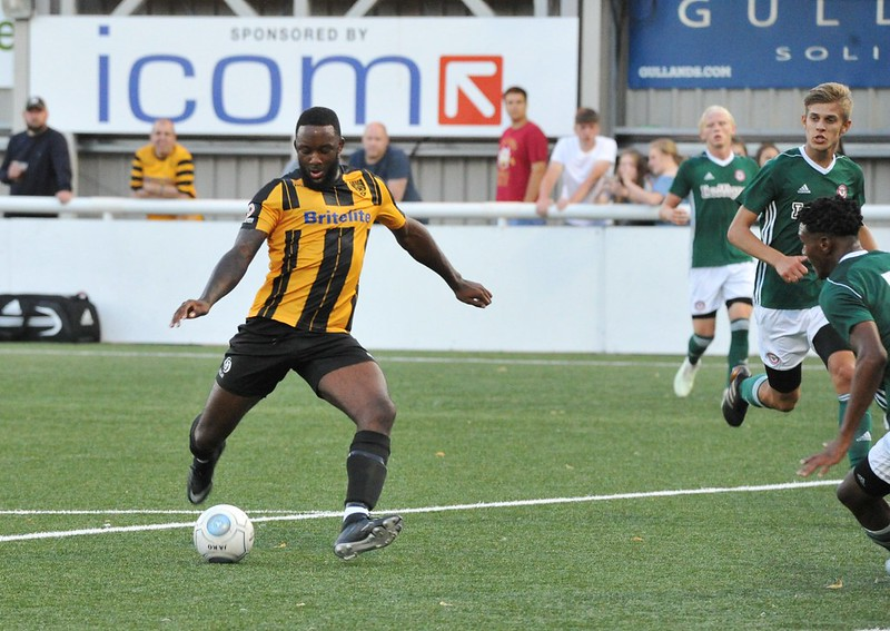 Maidstone United v Brentford B 198