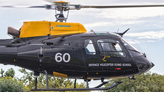 Royal Air Force Eurocopter AS.350 HT.1 Squirrel ZJ260