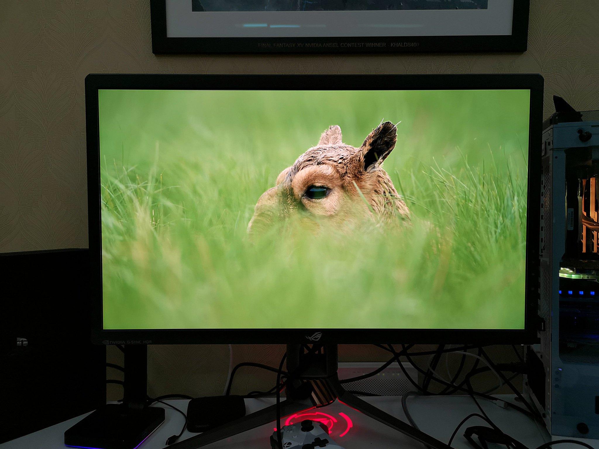 VC] ASUS announces Swift PG27UQ 4K IPS 144Hz G-Sync HDR monitor