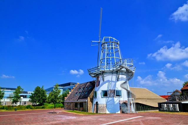 De Eendragt - Mill