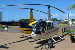 ZS-RNY Robinson R-44 Raven II [10035] (JN Helicopters) Durban-Virginia