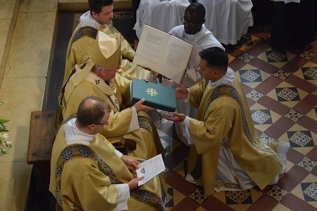 Jude Belnas Ordination Oscott June 2018