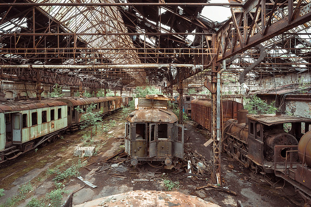 • Trainspotting