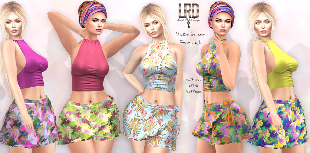 LRD Valerie set FP