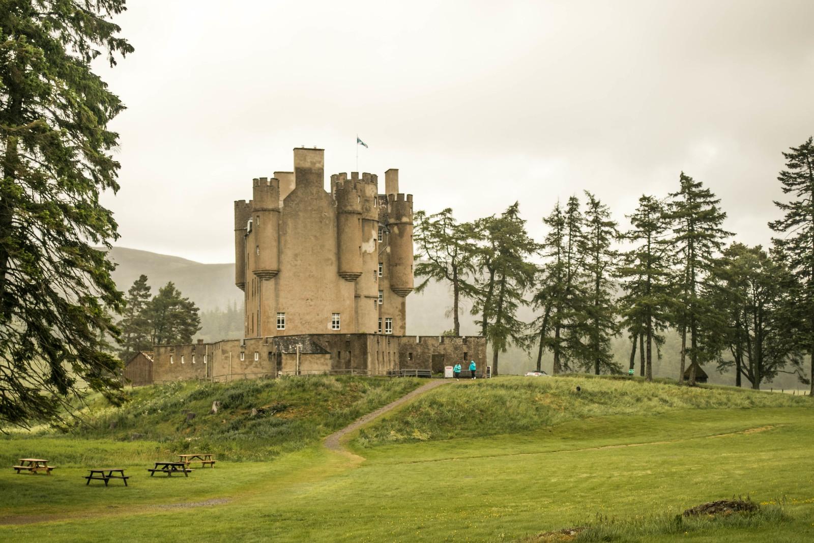 180614 - Braemar Castle