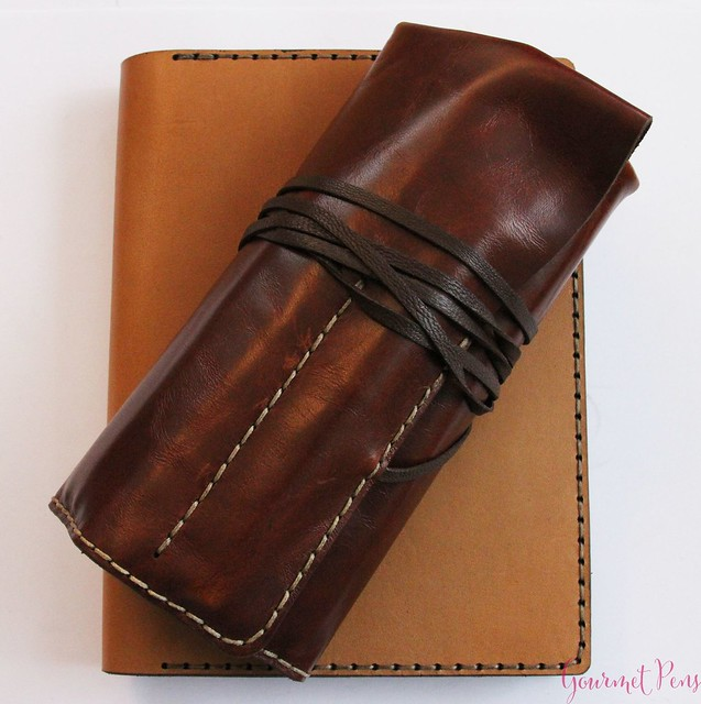 Galen Leather Tool Wrap Review @Galen_Leather 8