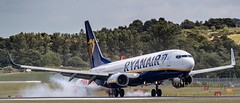 EI-DAF Ryanair Boeing 737