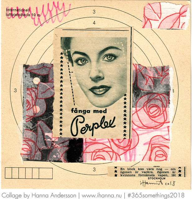 Can you see her perplexion leftover from week 13 - Collage no 131 of 365 by iHanna #3365somethings2018