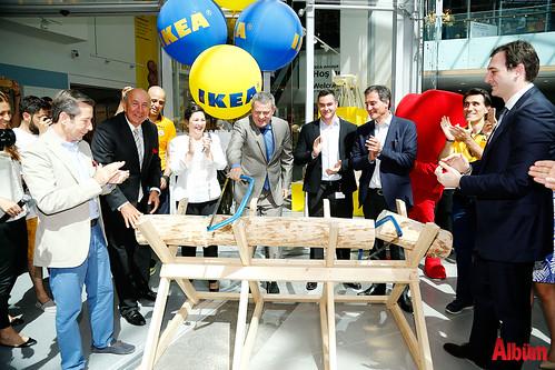 IKEA Antalya mağazasının açılışına yoğun ilgi