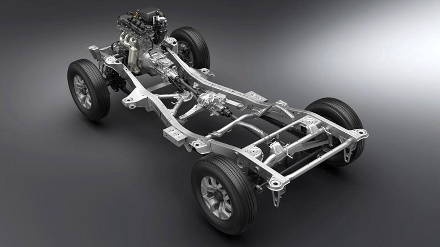 Suzuki Jimny II 3