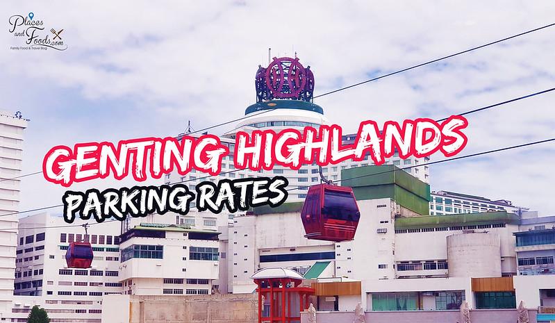 genting highlands parking