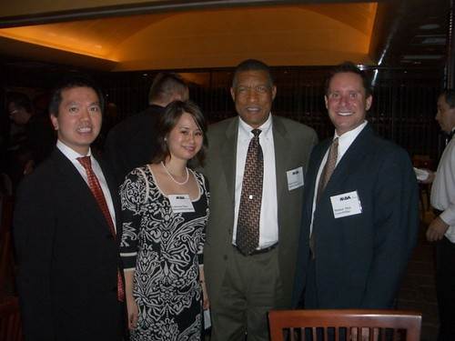 Corporate Counsel Dinner - 11.2008