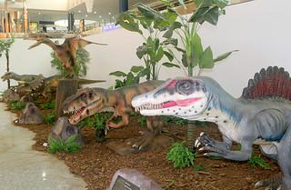 Los dinosaurios robotizados regresan a L'Aljub