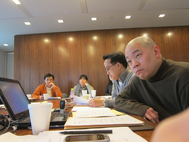 Annual Board, Officer and Committee Chair Meeting - 01.15.2011