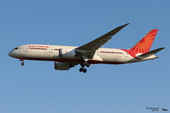 Boeing 787 -8 Dreamliner AIR INDIA VT-ANG 36275 Francfort mai 2018