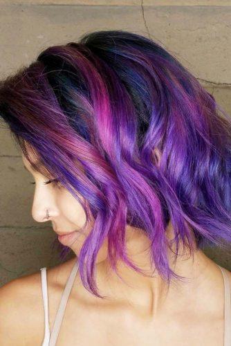 TOP MEDIUM LENGTH LAYERED HAIR IDEAS FOR WOMEN 13
