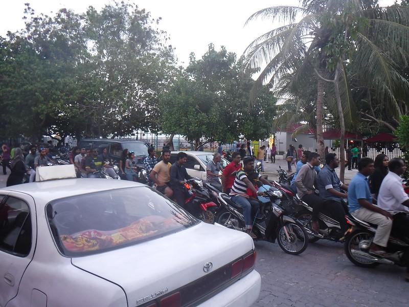 Мальдивы - острова отличные, а вот столица бесполезная!