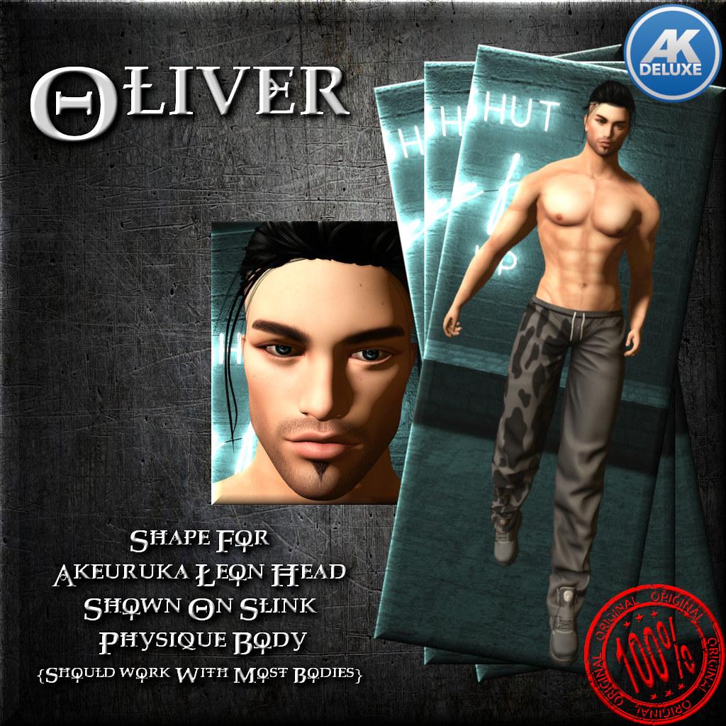 +FS+ Oliver Shape Ad - TeleportHub.com Live!