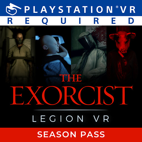 The Exorcist: Legion VR – Season Pass