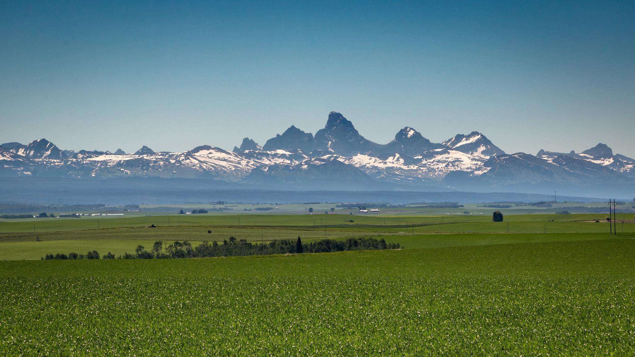 Grand Teton - Idaho - [USA]