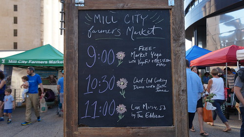 July 14, 2018 Mill City Farmers Market