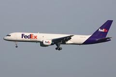 N784FD | Boeing 757-222(SF) | FedEx Neave