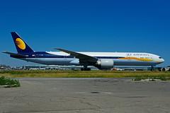 VT-JEM (Jet Airways)