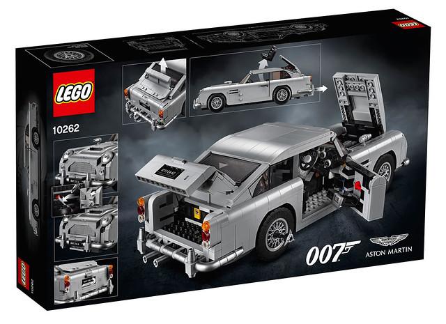 10262 James Bond Aston Martin DB5 (2)