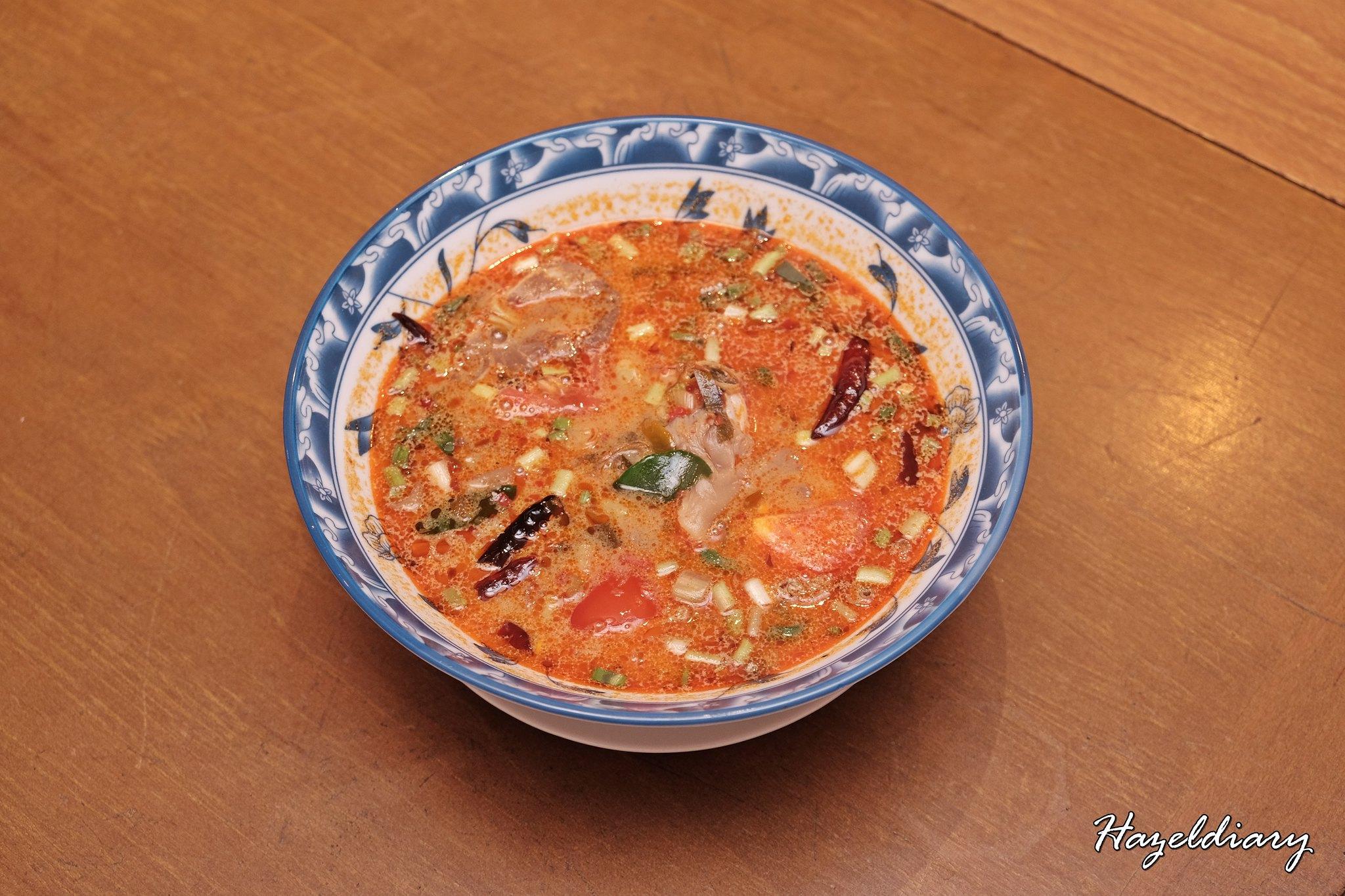 Un Yang Kor Dai-Thai Restaurant-Hazeldiary-Tom Yum