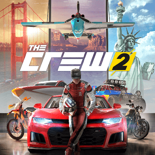 The Crew 2 Standard Edition