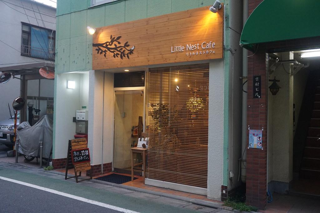 リトルネストカフェ(桜台)