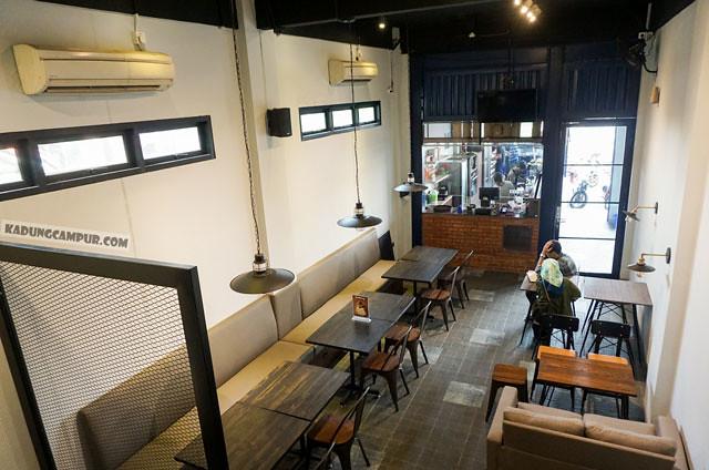 krah coffee and cuisine bintaro tempat duduk non smoking - kadungcampur