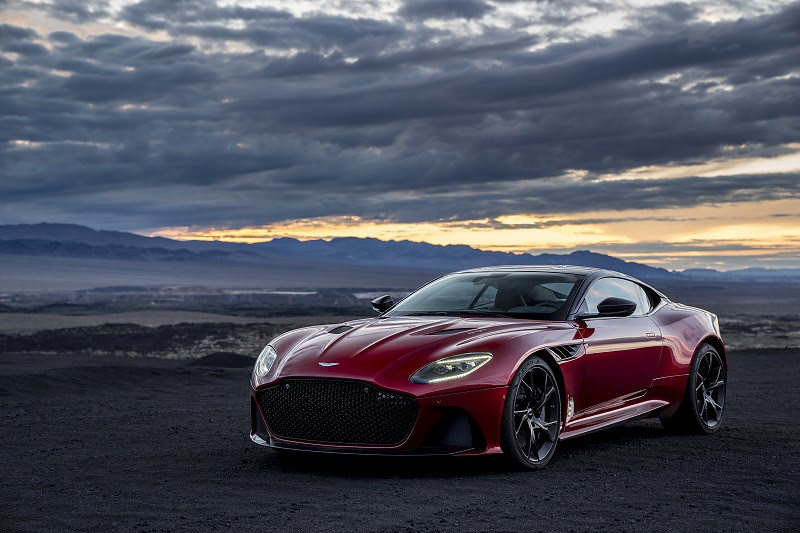 Introducing the new DBS Superleggera Super GTd