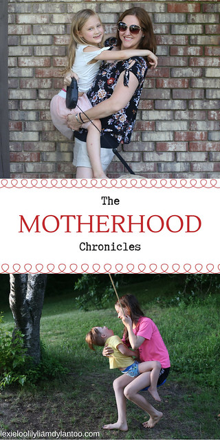 The Motherhood Chronicles - Life with 4 kids, a blog, a giant dog, and 1 extra chromosome! #momblogger #motherhood #momlife #Downsyndrome