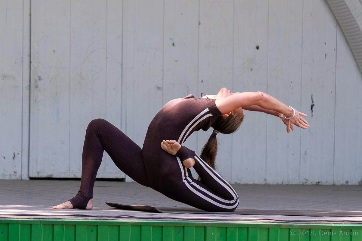 всемирный день йоги саратов фото 1