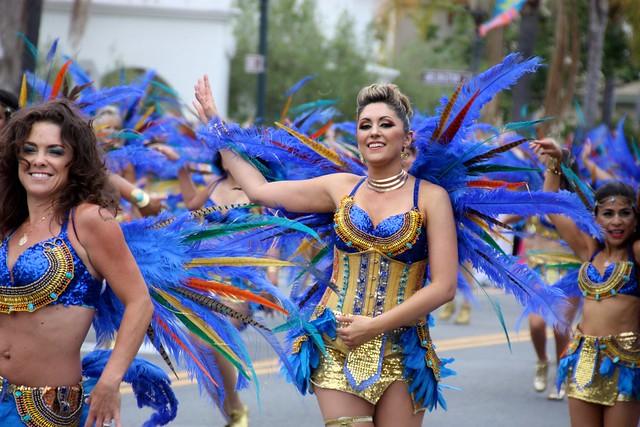 2018 Santa Barbara Solstice Parade
