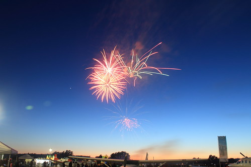 Watsonville Fireworks