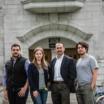 Tue, 06/12/2018 - 10:40 - David Perrin Lab. Photo: Paul Joseph/UBC Science.