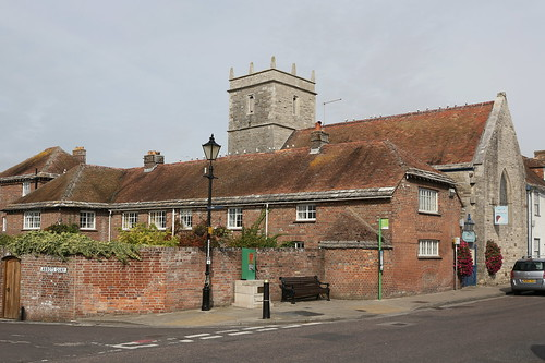Wareham, former Church of the Holy Trinity