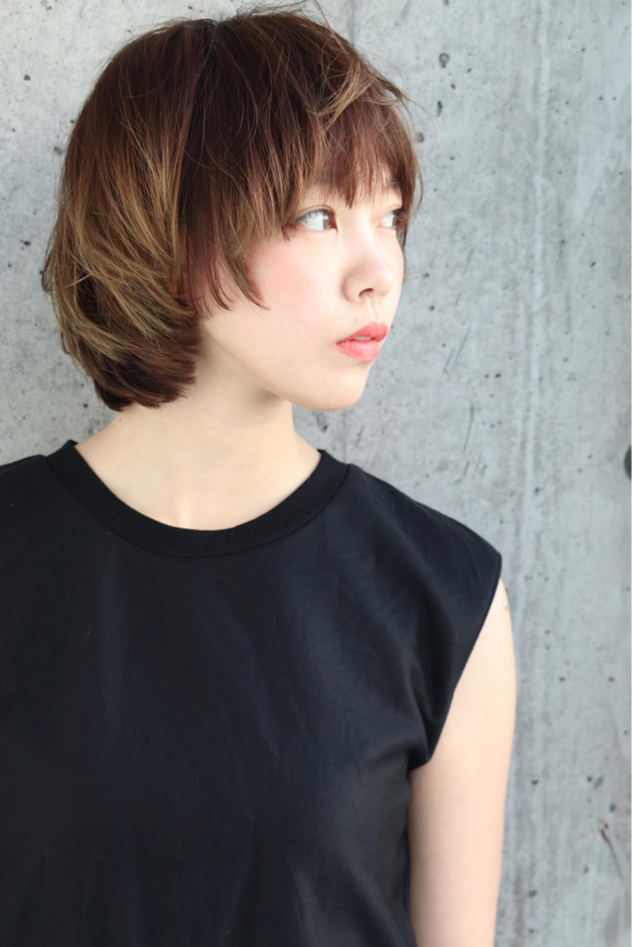 2018 Japanese ShortBob Hair -♡Taste different Hair Catalog ♪ 6